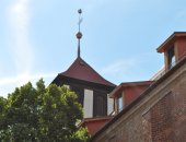 Widok na klasztor dominikanów